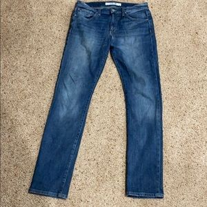 JOE'S Ethan wash denim jeans
